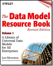 The Data Model Resource Book vol. 1