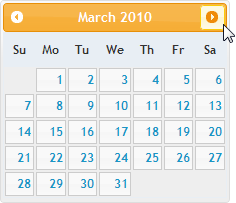 jQueryUI DatePicker