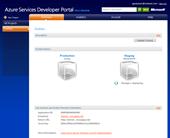 Windows Azure: Package deployment