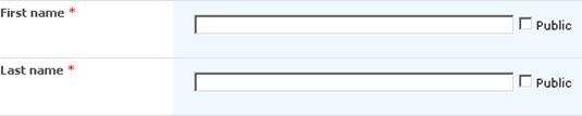 SharePoint: Customized edit form