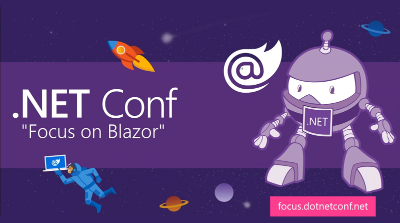 .NET Conf: Focus on Blazor